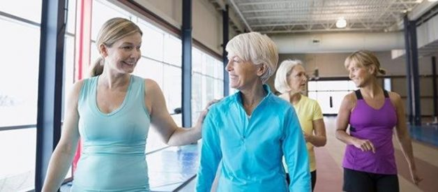 Unlock the secret to healthy aging by improving your health in three key areas