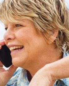 Smartphone market responds to senior users