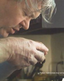 Getting a grip on essential tremor for a new beginning