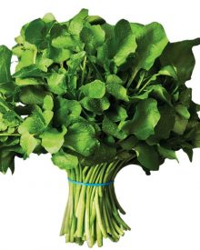 Feel-good food: 5 facts you may not know about watercress